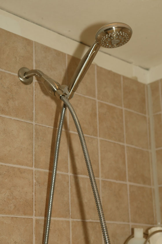 Lovely Telephone Shower Head Contemporary - Bathtub for Bathroom ...