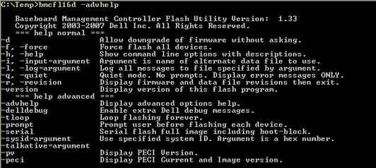 Terry's Random Ramblings » Dell PowerEdge R300 ESM / BMC firmware