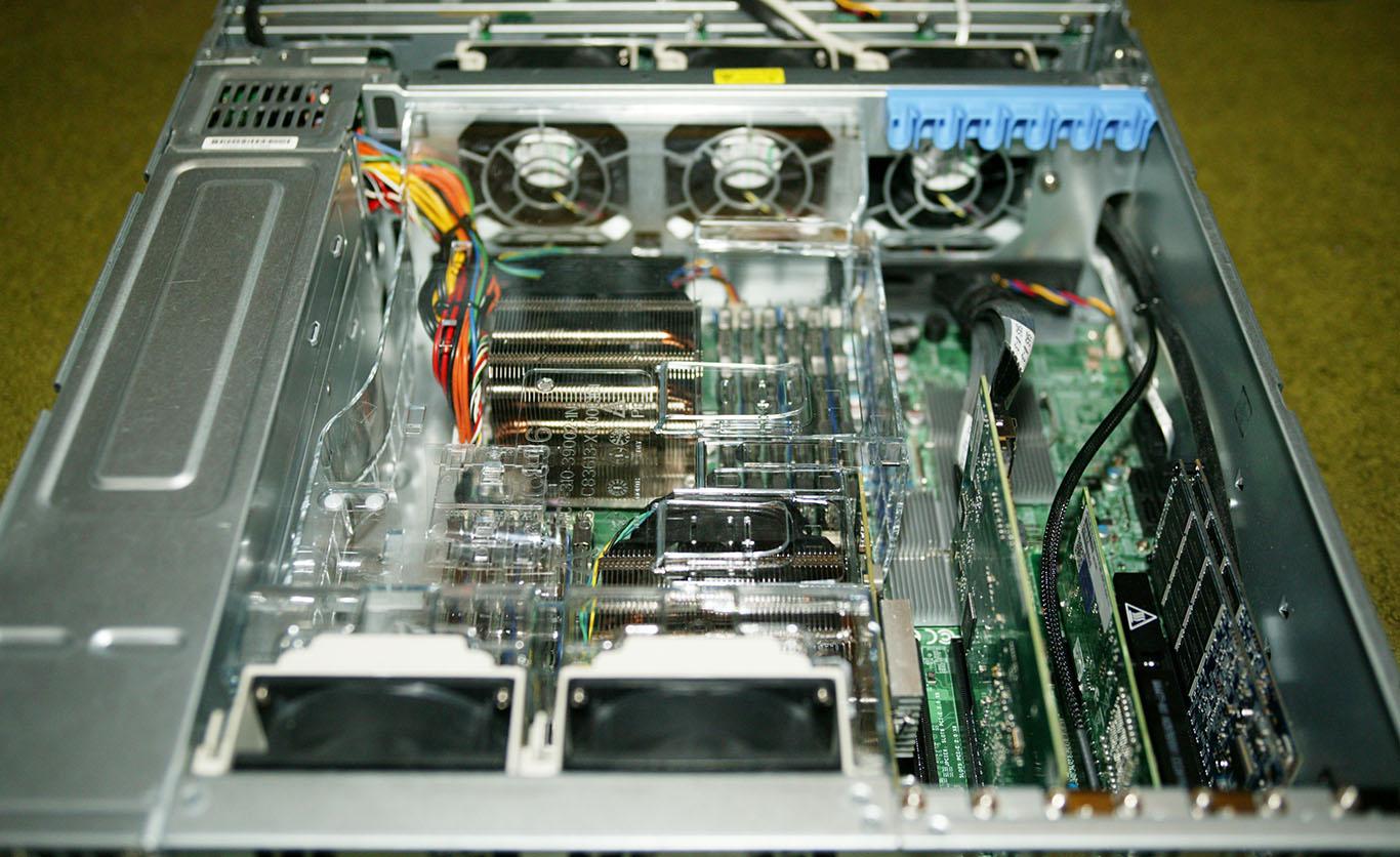 The RAIDzilla II upgrade project